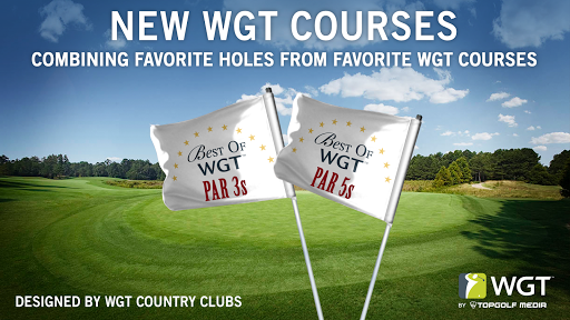 WGT Golf Game by Topgolf screenshot 3