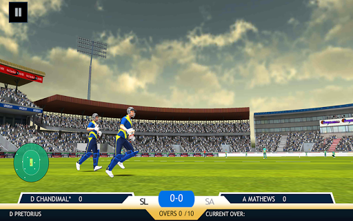 Srilanka Cricket Champions 2.9 screenshots 1