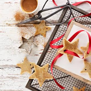 Gingerbread Christmas Cookies.
