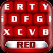Red Keyboard Theme APK
