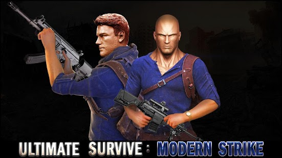 Ultimate Survive : Modern Strikers - náhled