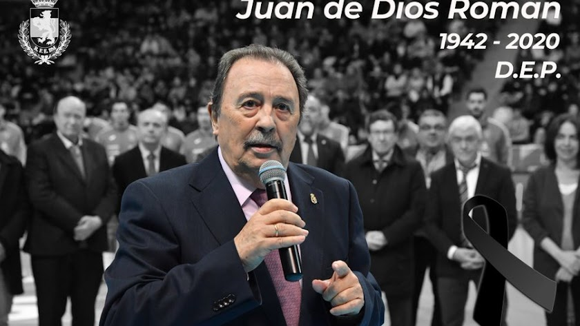 Juan de Dios Román.