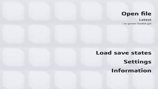 3DSE - Emulator 0.4.6 screenshots 2