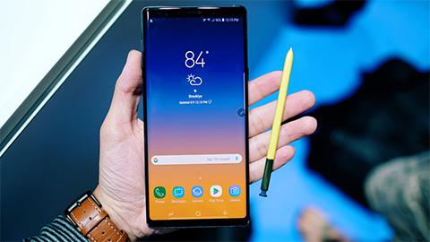 Sửa chữa Galaxy Note 9
