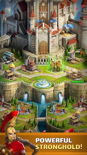 MythWars & Puzzles: RPG Match 3  Wallpaper 21