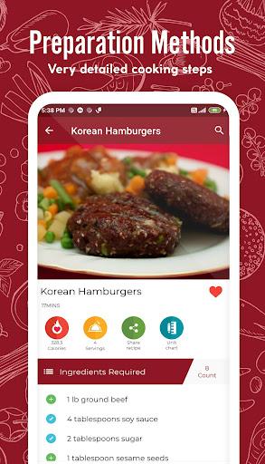 Asian Recipes 41.0.0 screenshots 2