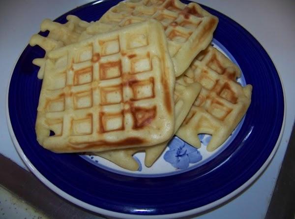 Yummy Waffles Recipe
