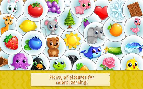 تعلم الألوان للأطفال 3
