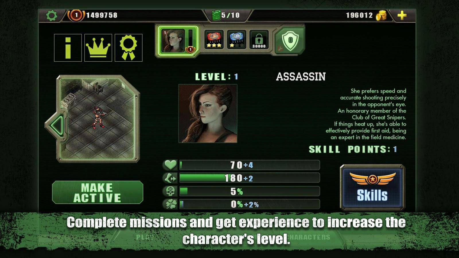 Zombie Shooter Screenshot