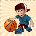 Basket Ball Perfect Dude Game icon