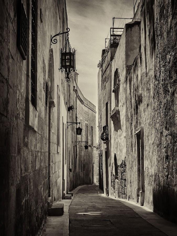 DEJQA-STREET by Lino Chetcuti - Buildings & Architecture Homes