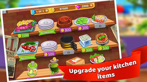 Cooking Star - Crazy Kitchen Restaurant Game filehippodl screenshot 15