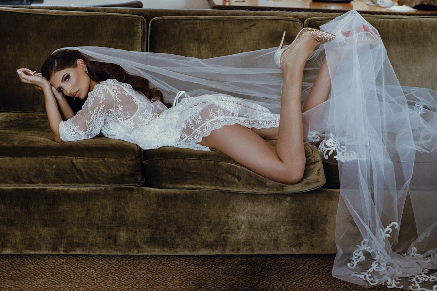 Huwelijksfotograaf Volodymyr Ivash (skilloVE). Foto van 11.02.2020