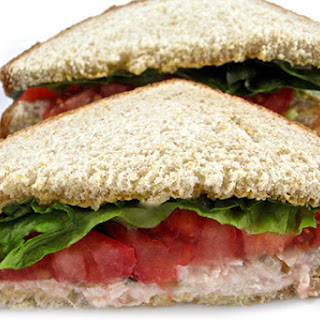 A Darn Good Tuna Sandwich.