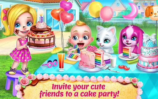 Real Cake Maker 3D - Bake, Design & Decorate 1.7.0 screenshots 5