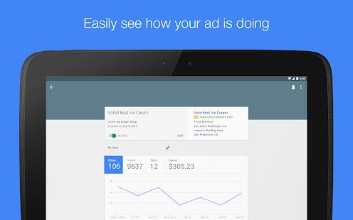 AdWords Express Screenshot 8