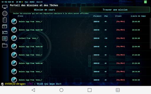 Hackers Online (MMO Simulator) 0.3.6.2 screenshots 21