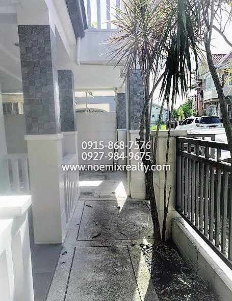 House and lot in West Fairview, Quezon City terrace