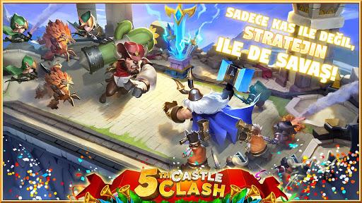 Castle Clash Korkusuz Taku0131mlar 1.3.7 Screenshots 4