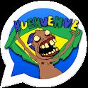 Figurinhas para WhatsApp - Pacotão de Memes icon