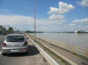 Photo: 2013.06.07. Budafok, Duna-part