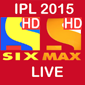 IPL Live T20 2015 HD Max Six