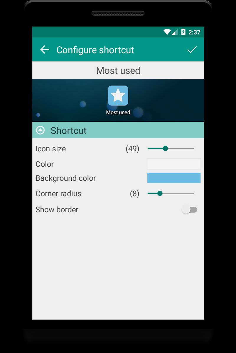 Glextor App Mgr & Organizer Screenshot 5
