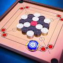 Carrom Superstar : 3D Board Game icon