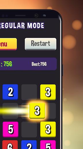 Impossible Nine : 2048 Puzzle  screenshots 2