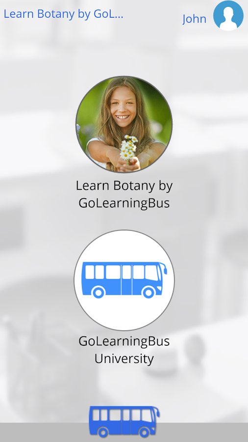 Learn Botany by GoLearningBus- screenshot