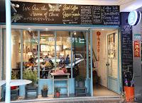 Aroma馨香堂早午餐/咖啡廳/親子餐廳 ,免費學英文