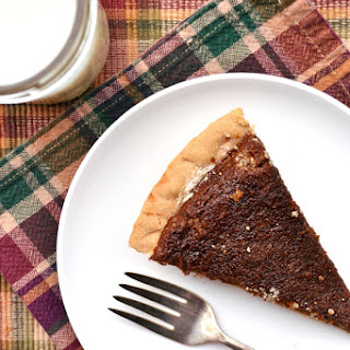 Old Fashioned Molasses Pie