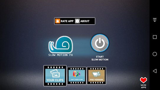 Slow motion video FX: fast & slow mo editor Apk  Download For Android 3