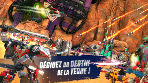 TRANSFORMERS: Earth Wars  astuce 1