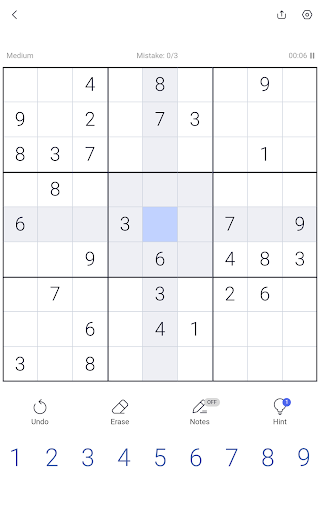 Sudoku - Sudoku puzzle, Brain game, Number game screenshots 21