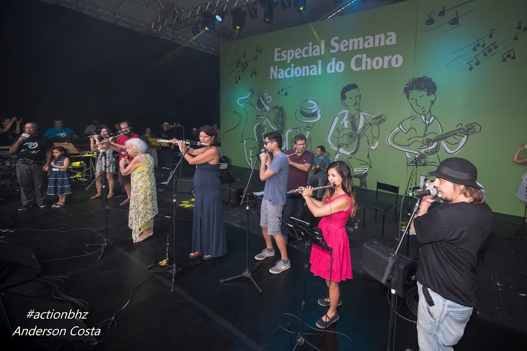FOTOS - SEMANA NACIONAL DO CHORO 2019