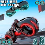 Game Mega Ramp Bike Race: Bike Stunt Impossible Game APK for Windows Phone
