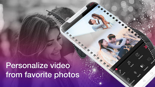 Video Editor With Music App, Video Maker Of Photo 2.5.0 screenshots 4