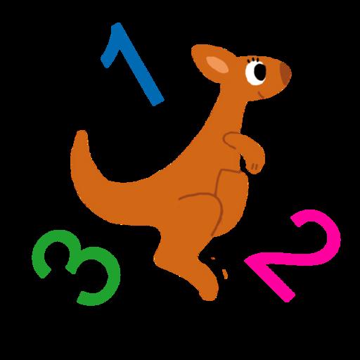 1,2,3 Calcul Icon