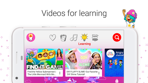 YouTube Kids 3.61.2 screenshots 3