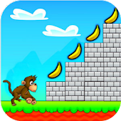 Jungle Monkey Adventure Game APK for Bluestacks