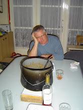 Photo: Ez az evés utáni kóma vagy a hajnali ébredés utáni? Már nem is emlékszem, úgy összefolytak a napok. Laca! Ez a kép pedig így tökéletes. :)