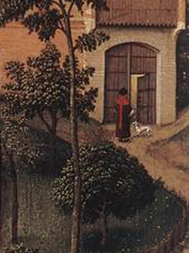 Article on Van Der Weyden's the Visitation