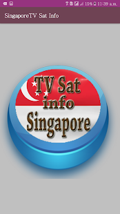 Singapore TV Channel (Sat Info)-FREE - náhled