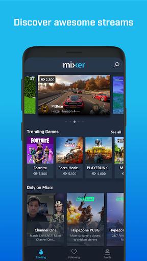 Mixer – Interactive Streaming Beta 4.4.1 screenshots 1