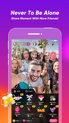 MeMe Live uff0d Live Stream Video Chat & Make Friends 2.9.3.1 screenshots 5