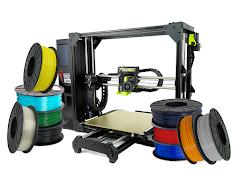 LulzBot TAZ Pro S 3D Printer Professional Bundle