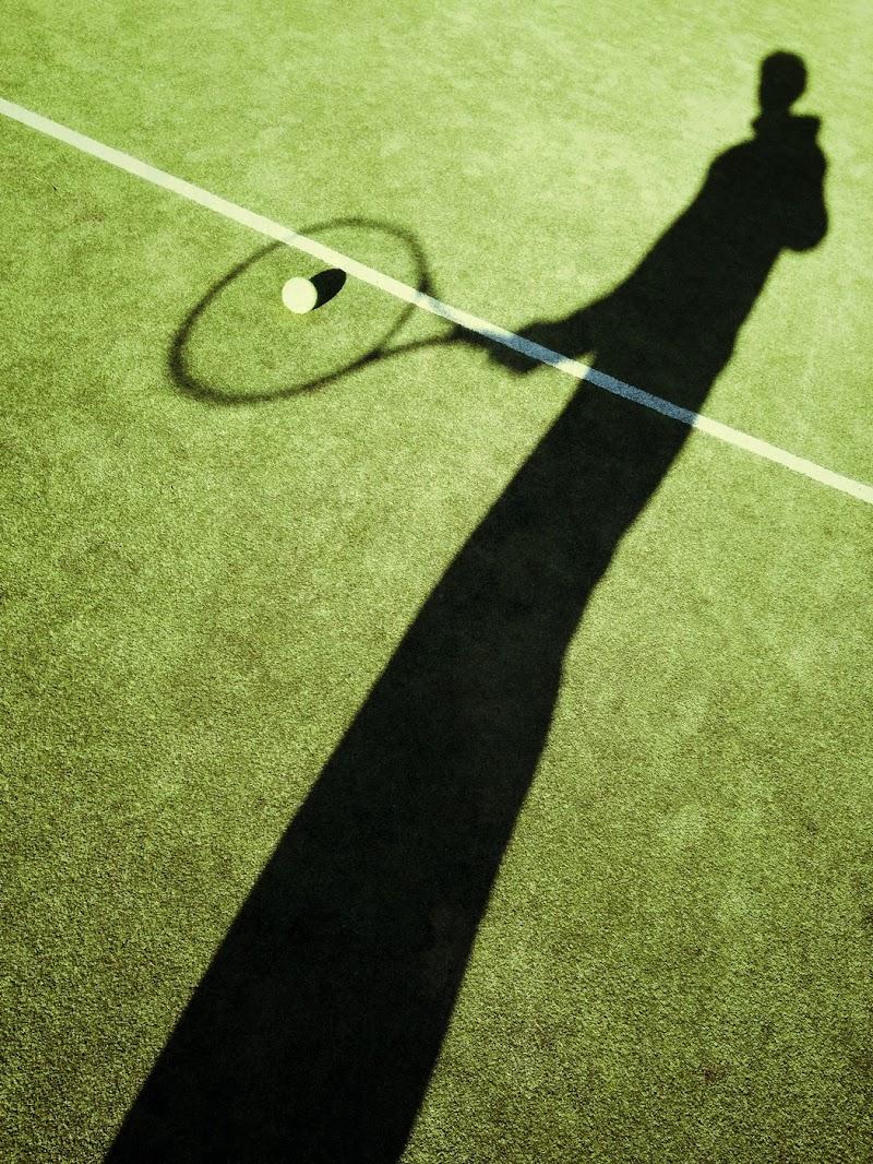 Tennis di ispanico