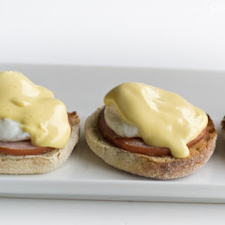 Easy Eggs Benedict for a Group.