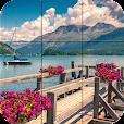 Puzzle - Beautiful lakes